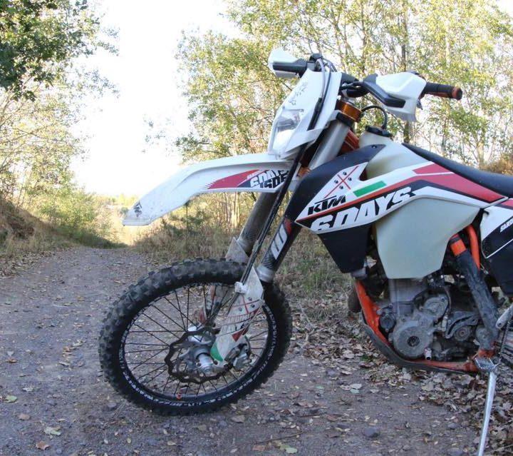 KTM in Wurzen