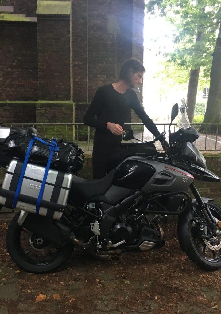 Suzuki in Amsterdam